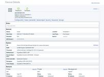 Device Details Configuration
