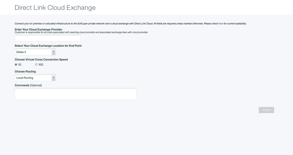 Enable Multi-Cloud Access with IBM Cloud Direct Link Exchange